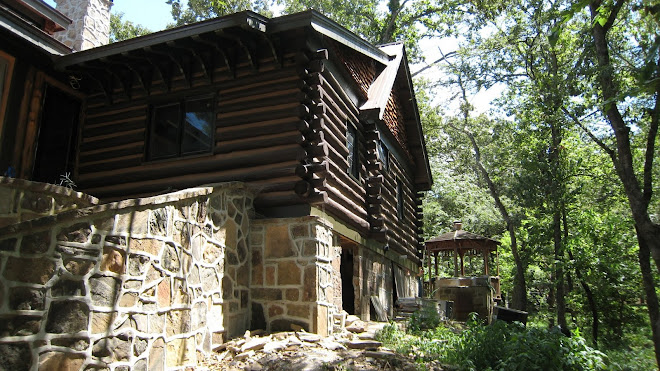 log cabin (lakeside after)