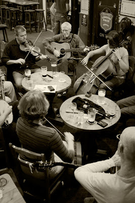 Jamming at The Celtic