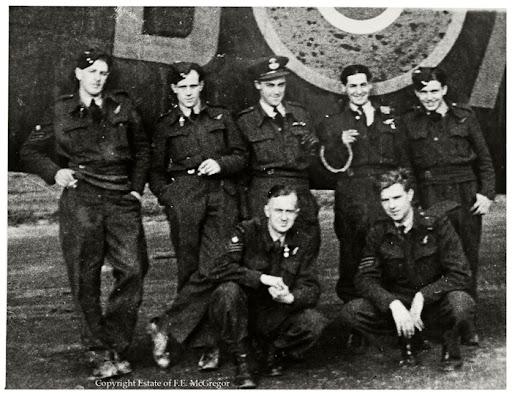 Crew of B461