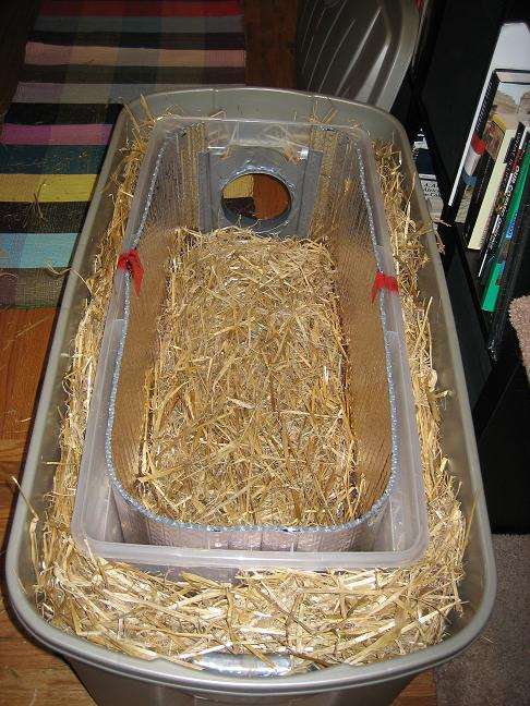 Watch How to Make an Insulated Cat House video