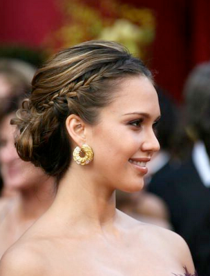 prom updo hairstyle. cute updo hairstyles for prom.