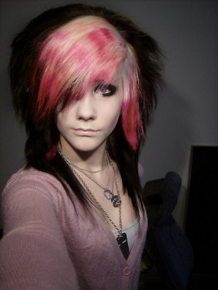 emo hair coloring ideas. ideas for hair coloring. emo