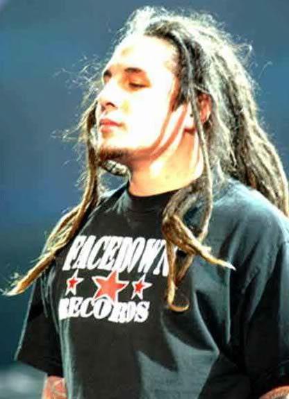 Short Hair Dreads. Sonny Sandoval Dreadlocks