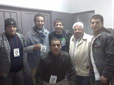 Damian Córdoba en La Belgrano