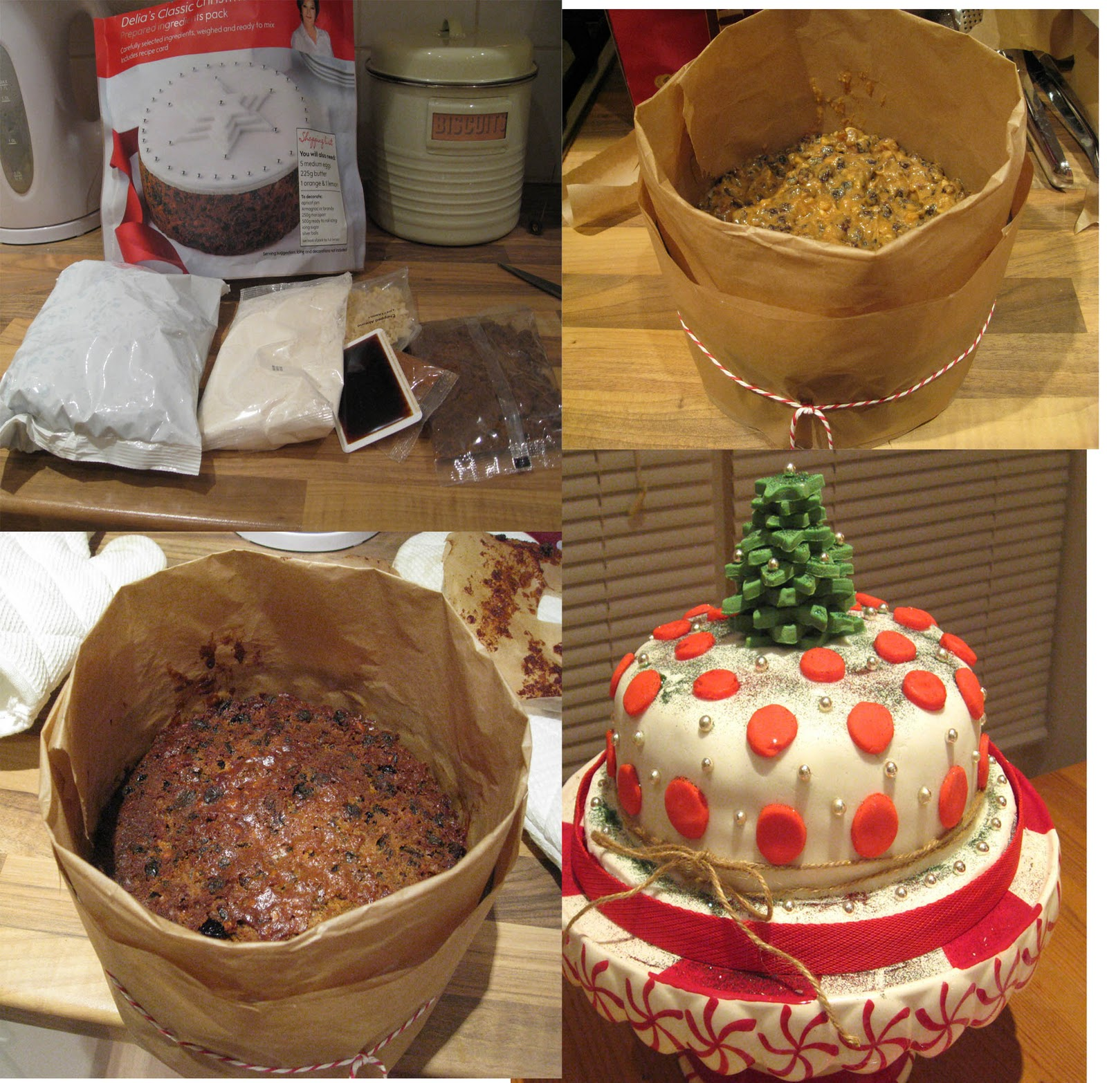 Christmas Cake Decoration Delia Smith : LOLODESIGNS: It s a New Year, off we go again!