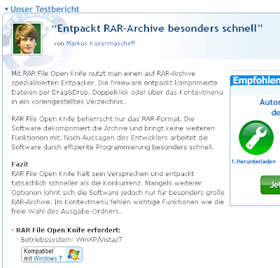 rar file software softonic