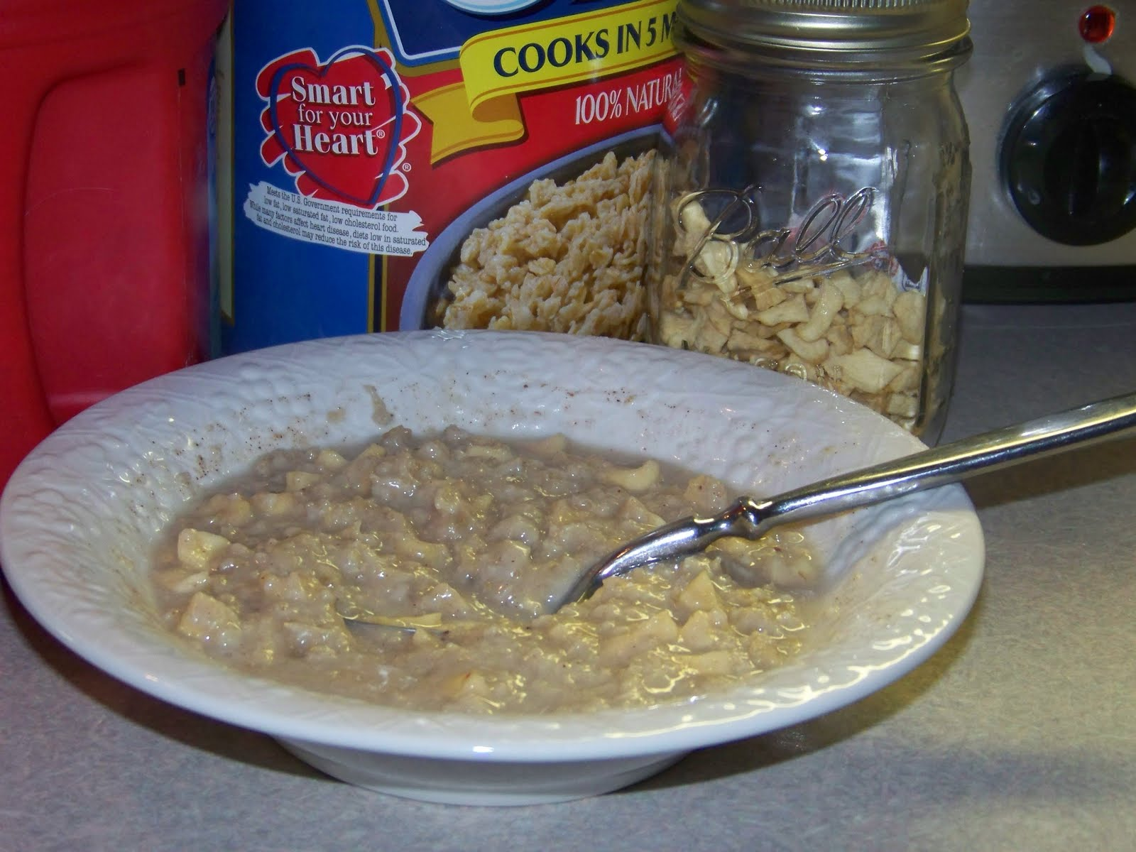 Hickery Holler Farm: Homemade Instant Oatmeal