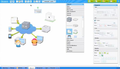 5 situs online untuk gambar diagram visio alternatives tekno yang dibutuhkan adalah browser untuk dengan mudah membuat diagram yang menarik untuk berbagai dokumen ccuart Gallery