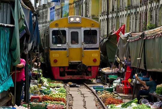 busiest railway