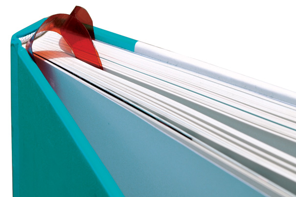 The Page Chaser is a flexible bookmark that automatically marks the page as ...