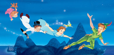 stuff i think about.: Teeth Falling Out and Peter Pan