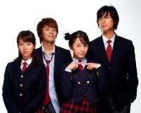 baju sekolah korea