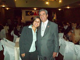 Eleita pela terceira vez Conselheira Efetiva da 55ª Subseção da OAB/RJ-Méier