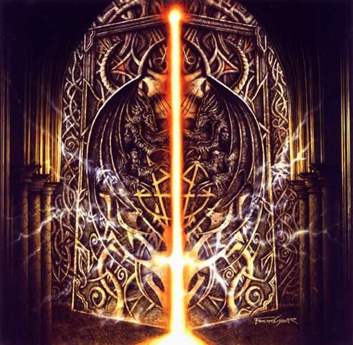 культ Сатаны. Сатана. Дьявол. Люцифер ( фото, видео, демотиваторы, картинки) - Страница 3 Bewitched_-_at_the_gates_of_hell