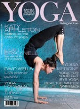 Dingo in March 2010 Yoga Mag