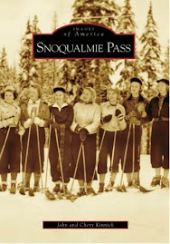 Snoqualmie Pass, by John &amp; Chery Kinnick