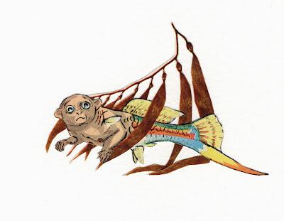 pocongggg.blogspot.com - 10 Penemuan Binatang yang Ternyata Hoax