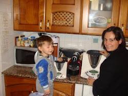 amore, la mamma ti insegna a cucinare...