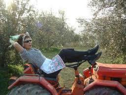 ...anche noi donne di campagna ogni tanto ci meritiamo una pausa!
