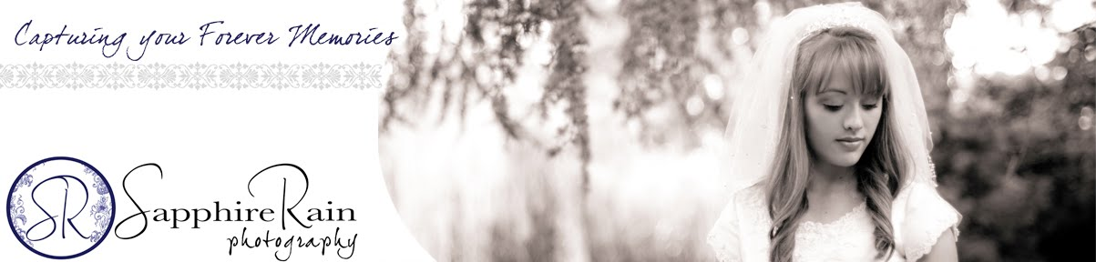 Sapphire Rain Photography Blog