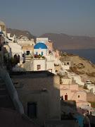 Santorini ( Grecia ). (cimg )