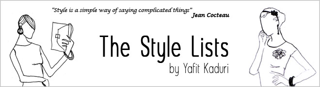 the style lists