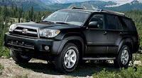 Toyota 4runner new body
