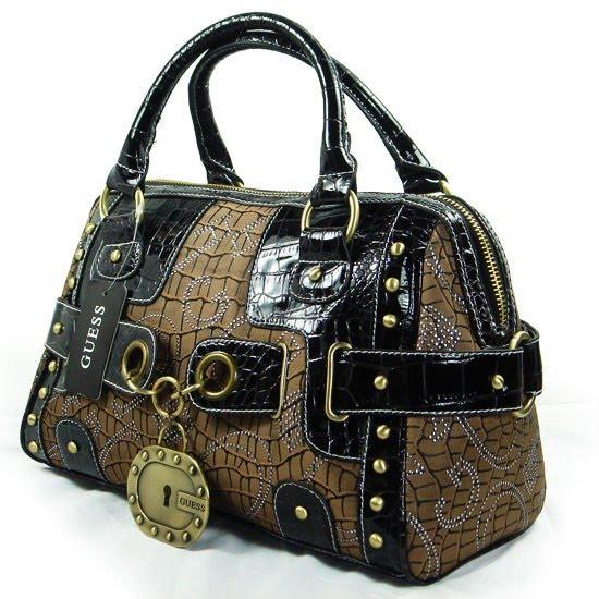 Bolsa Dourada Guess : Brilhanty s moda bolsas guess