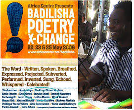 Jamala at Badilisha Poetry X-Change, international poetry festival