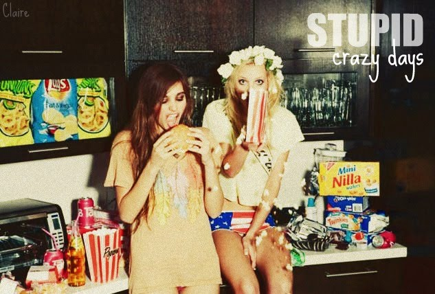 Stupid crazy days ♥