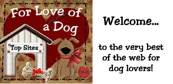 For Love of a Dog Top Sites