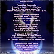 Essência do Amor. Publicada por ArcoIris Jose e Dora à(s) 00:00 Sem . (ess aancia do amor)