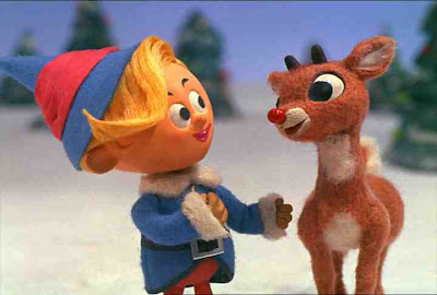 Rudolph and Hermie