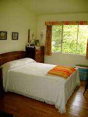 yummy hardwood floors in the bedroom