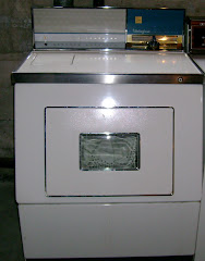 Westinghouse dryer from late 50's