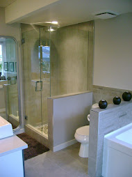 My ensuite shower