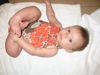 Kaitlyn's 5 month picture