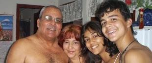 UNA FAMILIA EN CUBA