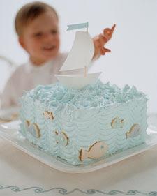bolo+mar Marítimo para crianças
