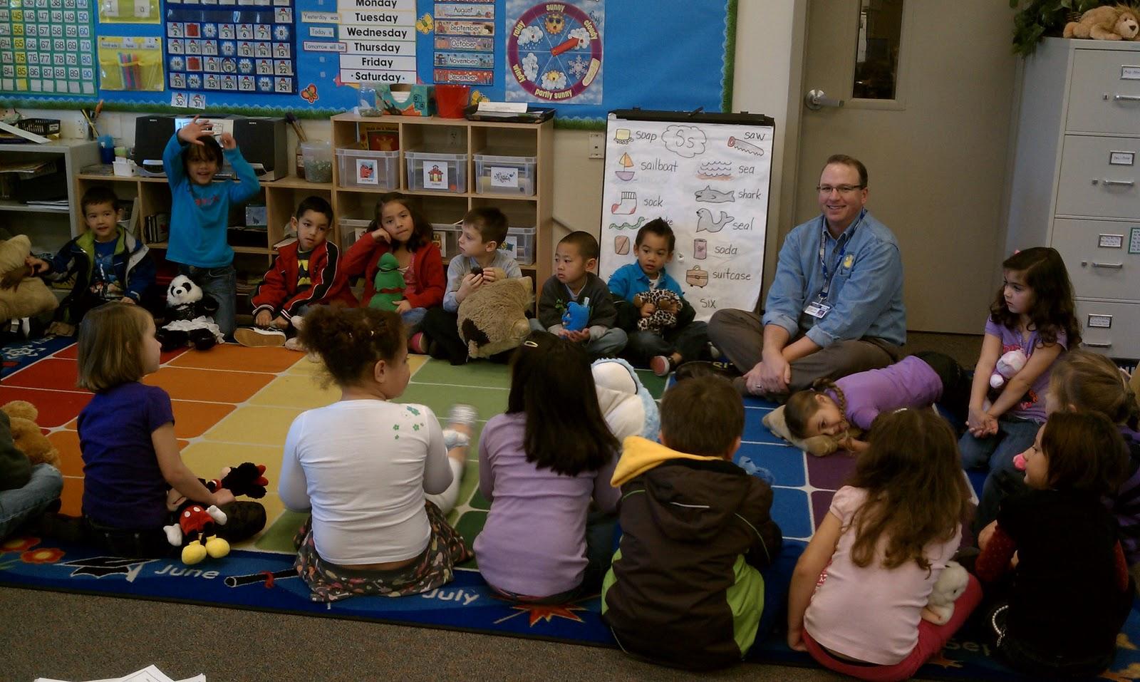 Woodson On Why Kindergarten Is Too Late >> Regency Park Elementary School News Archive
