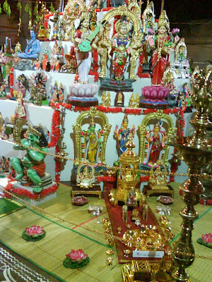 Kapaleeshwar Temple, golu