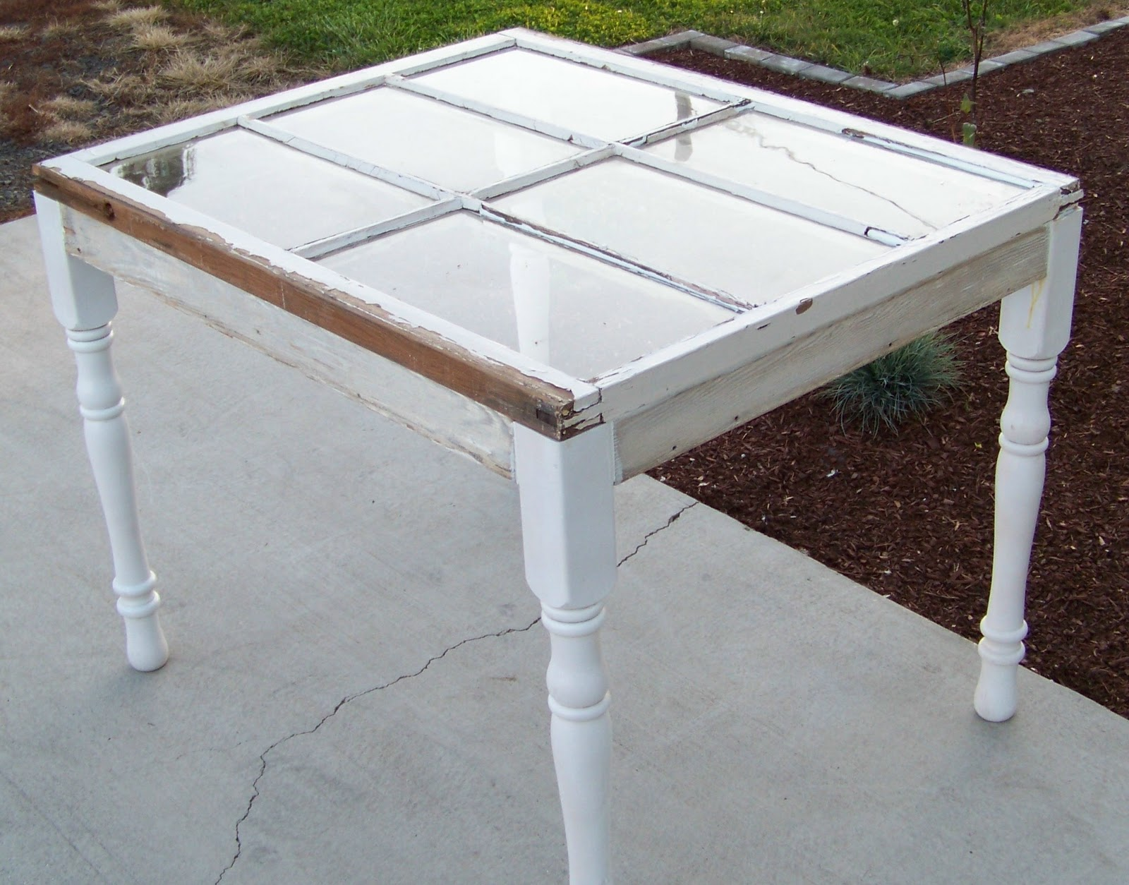 Garden Window Table