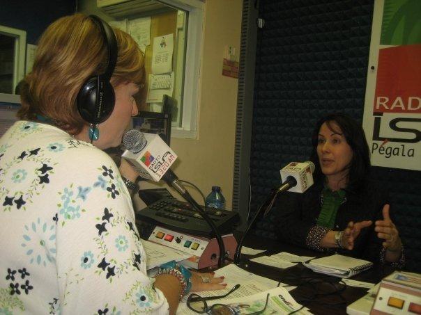 Entrevista Radio Isla 1320