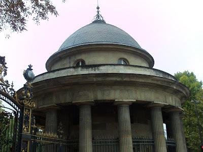 Monceau Park Rotunda