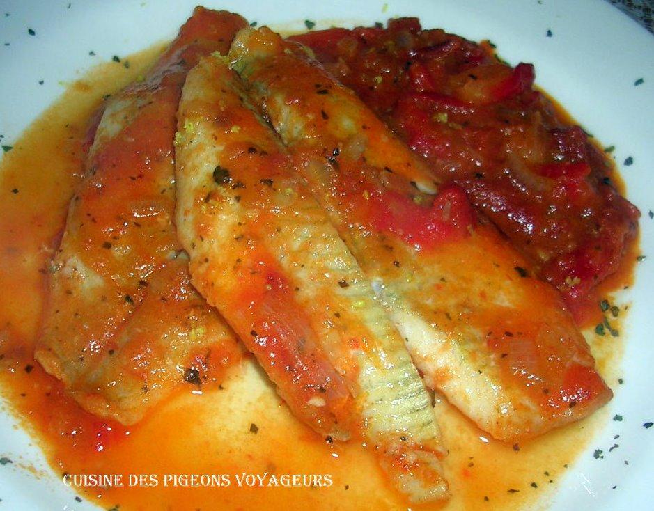 Recettes de poisson en sauce for Poisson a cuisiner