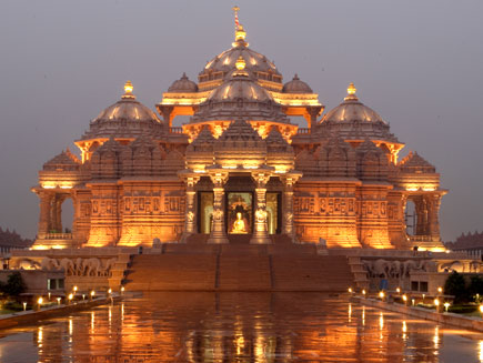 Indbaaz tours travels book your trip hindu temples for Religious buildings in india