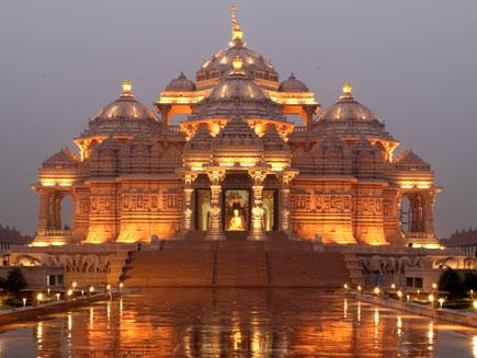 Indbaaz Tours &Travels : Book Your Trip: Hindu Temples