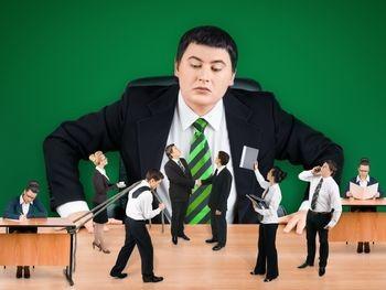 jefe empresa: