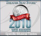 Winner of the Web Excellence Award