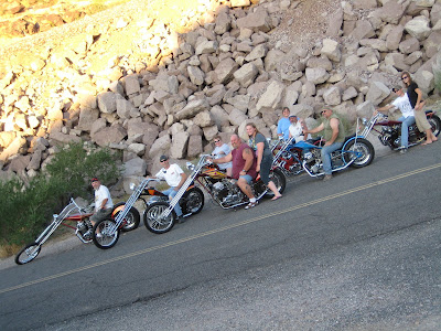 ... Denver's Choppers for the next issue of Street Chopper Magazine!